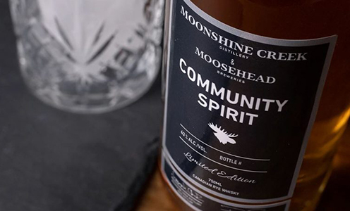 Moonshine Creek Community Spirit