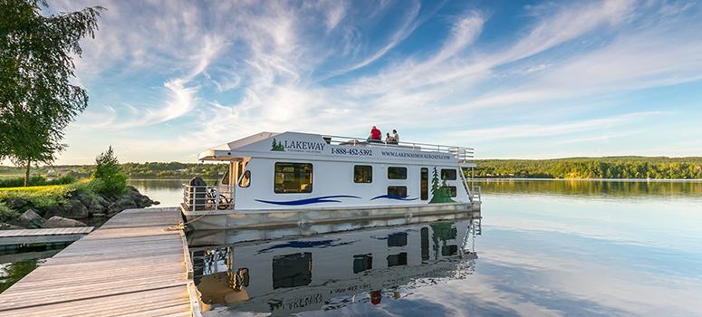 Lakeway Houseboat Vacations